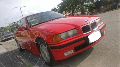 BMW Serie3 I A2 L6,2.5i,24v A 2 1 usado (1995) color Rojo precio u$s12.000