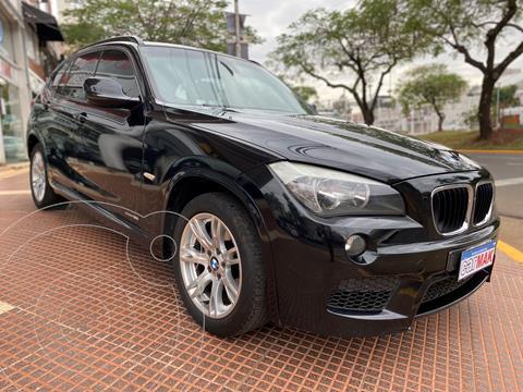 BMW X1 sDrive 18i Active usado (2012) color Negro financiado en cuotas(anticipo $1.440.000)