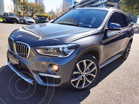 BMW X1 xDrive 25i xLine usado (2017) color Gris Mineral precio u$s41.900