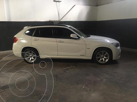 BMW X1 sDrive 18i Active usado (2012) color Blanco precio u$s14.000