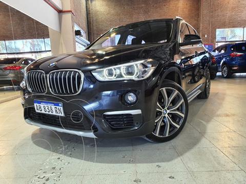 BMW X1 xDrive 25i xLine usado (2017) color Negro financiado en cuotas(anticipo $125.000)