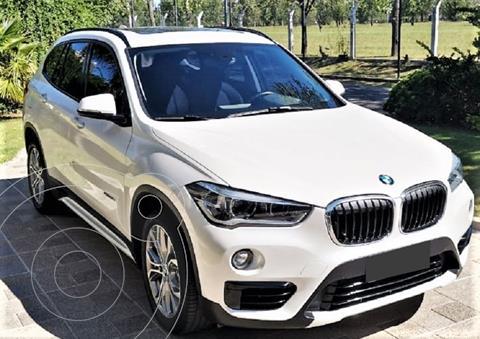 BMW X1 sDrive 20i Sport Line usado (2017) color Blanco precio u$s33.500