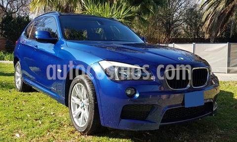 BMW X1 sDrive 18i Advantage usado (2012) color Azul Mediterraneo precio $1.950.000