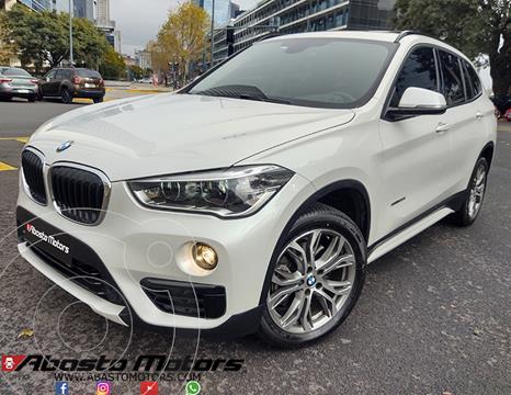 BMW X1 sDrive 20i Sport Line usado (2017) color Blanco precio u$s36.900