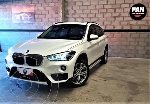 BMW X1 2.0 Sdrive 20i Sportline 192cv usado (2018) color Blanco precio u$s40.000