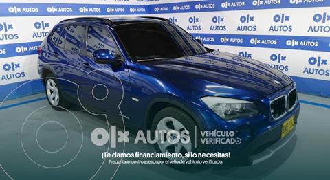 BMW X1 xDrive20d usado (2012) color Azul Marino financiado en cuotas(anticipo $7.000.000 cuotas desde $1.232.000)