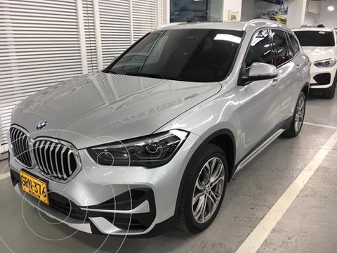 BMW X1 xDrive 18i xLine  usado (2020) color Plata precio $119.900.000