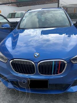 BMW X1 sDrive 20iA M Sport usado (2019) color Azul precio $495,000
