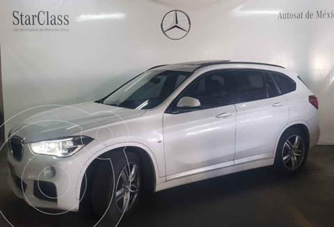 BMW X1 sDrive 20iA Sport Line usado (2019) color Blanco precio $489,000