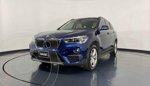 BMW X1 sDrive 18iA usado (2018) color Azul precio $407,999