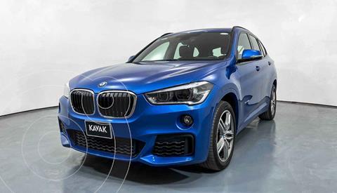 BMW X1 sDrive 20iA Sport Line usado (2018) color Azul precio $457,999