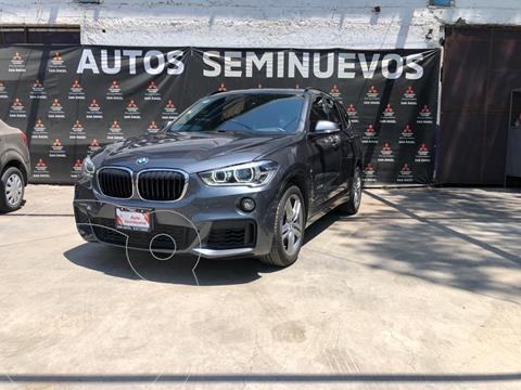 BMW X1 sDrive 20iA M Sport usado (2018) color Azul precio $440,000