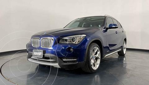 BMW X1 sDrive 20iA X Line usado (2014) color Azul precio $239,999