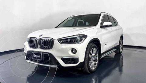 BMW X1 sDrive 20iA X Line usado (2016) color Blanco precio $382,999