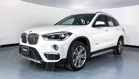 BMW X1 sDrive 20iA X Line usado (2016) color Blanco precio $359,999