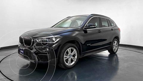 BMW X1 sDrive 18iA usado (2018) color Negro precio $397,999
