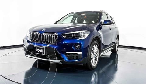 BMW X1 sDrive 20iA Sport Line usado (2017) color Azul precio $389,999
