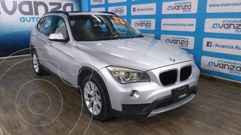 BMW X1 sDrive 20iA usado (2013) color Plata Dorado precio $200,000