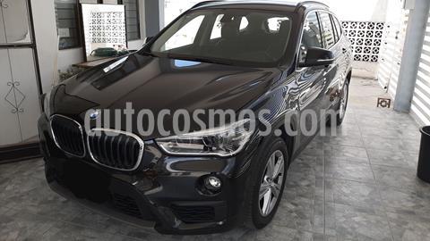foto BMW X1 sDrive 18iA usado (2019) color Negro precio $415,000