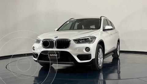 BMW X1 sDrive 18iA usado (2019) color Blanco precio $459,999