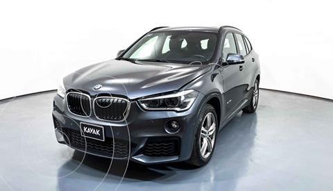 BMW X1 sDrive 20iA Sport Line usado (2018) color Gris precio $444,999