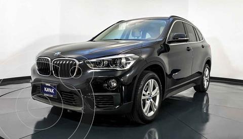 BMW X1 sDrive 18iA usado (2018) color Negro precio $399,999