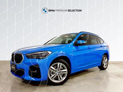 BMW X1 sDrive 20iA M Sport usado (2020) color Azul precio $730,000