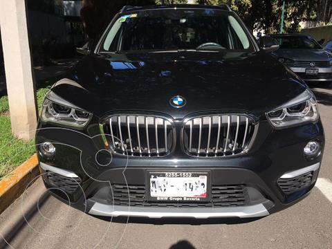 BMW X1 sDrive 20iA X Line usado (2019) color Negro Zafiro precio $525,900