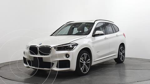 BMW X1 sDrive 20iA M Sport usado (2016) color Blanco precio $360,600