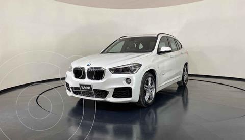 BMW X1 xDrive 20iA M Sport usado (2017) color Blanco precio $432,999