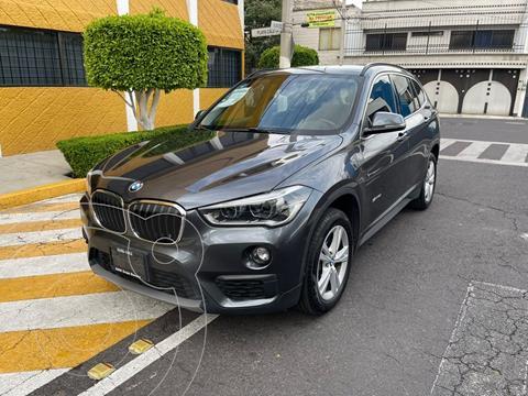 BMW X1 sDrive 18iA usado (2018) color Plata precio $389,900