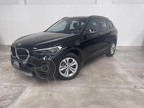 BMW X1 sDrive18i usado (2020) color Negro precio $620,000