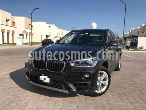 BMW X1 sDrive 18iA usado (2018) color Negro Zafiro precio $387,000