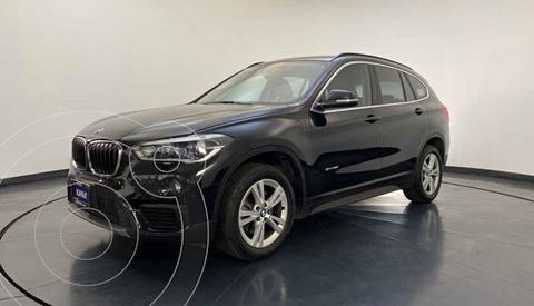 BMW X1 sDrive 18iA usado (2018) color Negro precio $394,999