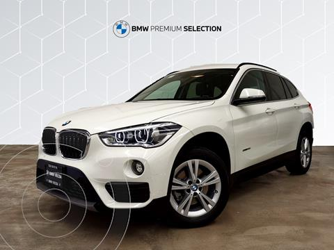 BMW X1 sDrive 18iA usado (2018) color Blanco precio $460,000
