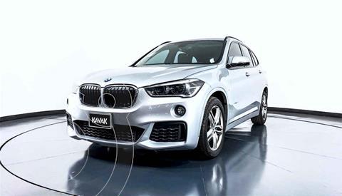 BMW X1 sDrive 20iA M Sport usado (2016) color Plata precio $387,999