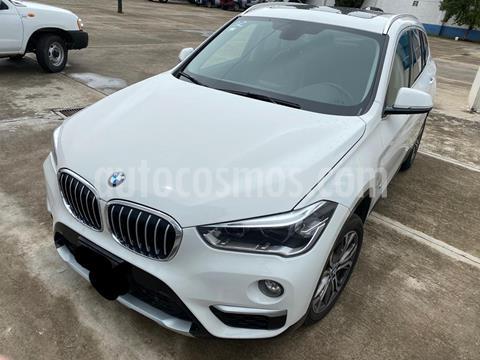 BMW X1 sDrive 20iA Sport Line usado (2016) color Blanco Alpine precio $355,000