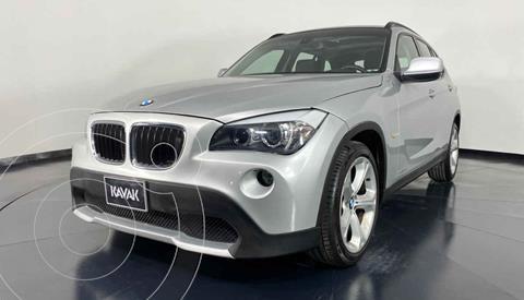 BMW X1 Version usado (2013) color Plata precio $237,999