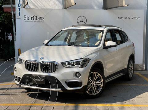 BMW X1 sDrive 20iA X Line usado (2019) color Blanco precio $530,000