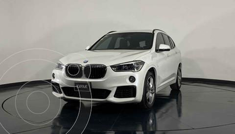 BMW X1 sDrive 20iA Sport Line usado (2019) color Blanco precio $537,999