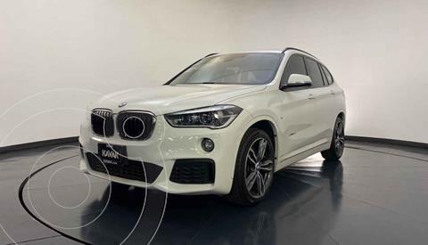 BMW X1 sDrive 20iA Sport Line usado (2018) color Blanco precio $434,999