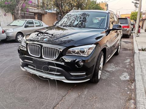 BMW X1 sDrive 20iA X Line usado (2015) color Negro precio $295,000