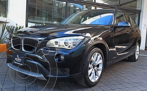 BMW X1 sDrive 20iA usado (2014) color Negro precio $289,000