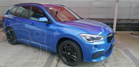 BMW X1 sDrive 20iA M Sport usado (2019) color Azul precio $545,000