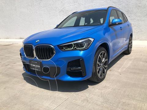 BMW X1 sDrive 20iA X Line usado (2021) color Azul precio $810,500