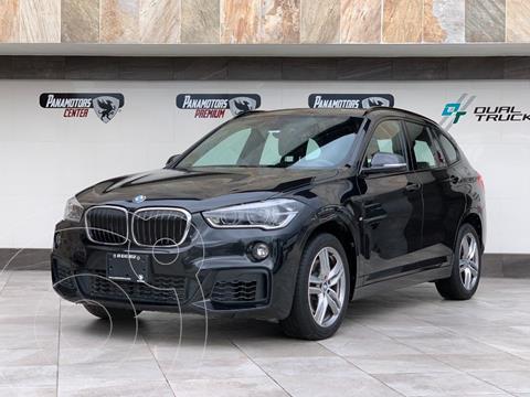 BMW X1 sDrive 20iA M Sport usado (2019) color Negro precio $525,000