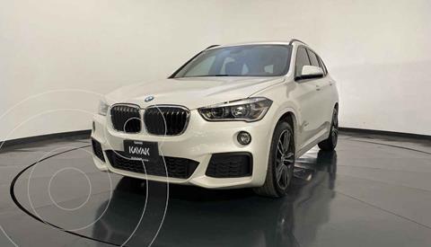BMW X1 sDrive 20iA Sport Line usado (2018) color Blanco precio $437,999