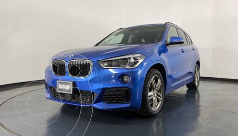 BMW X1 sDrive 20iA Sport Line usado (2018) color Azul precio $447,999
