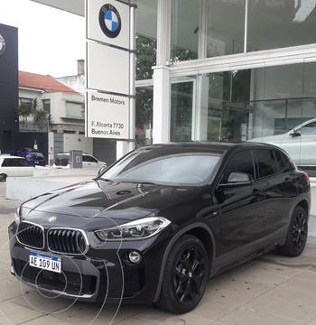 BMW X2 sDrive20i MSportX usado (2020) color Negro precio u$s60.000