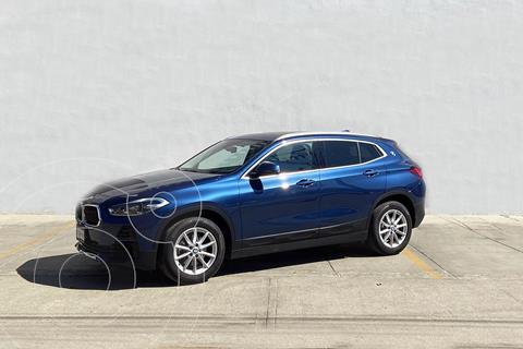 BMW X2 sDrive20i M Sport usado (2021) color Azul Marino precio $778,600